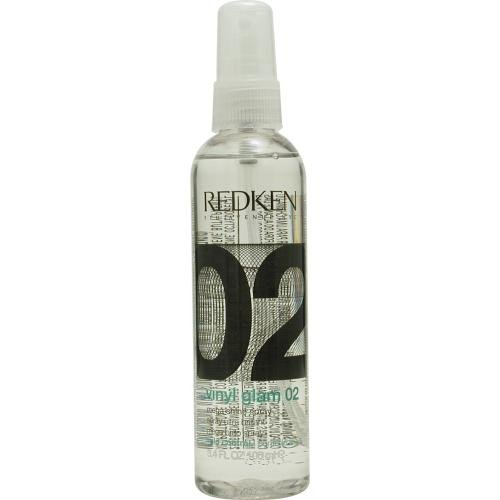 Redken Vinyl Glam Finishing Spray, 3.4-Ounces Bottle