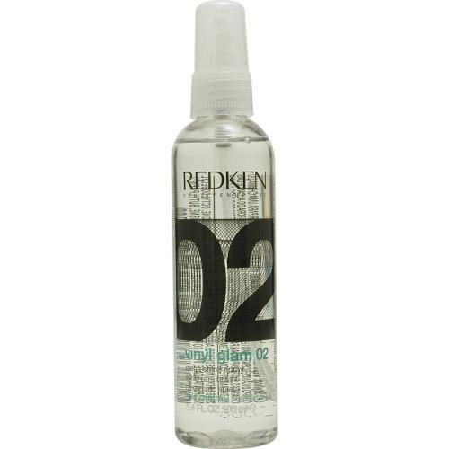 Redken Vinyl Glam Finishing Spray, 3.4-Ounces Bottle by REDKEN