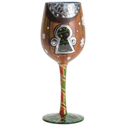 Cheap I Saw Mommy… Wine Glass 15 oz