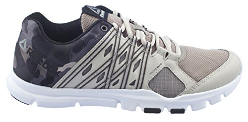 reebok men  s yourflex train 8.0 l mt training shoe 54407daed