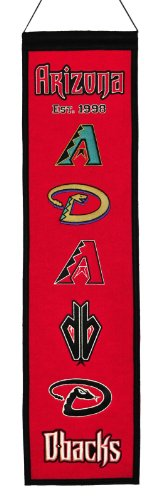 (MLB Arizona Diamondbacks Heritage Banner)