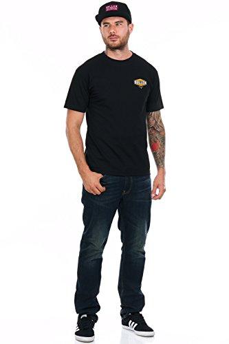 Sullen T-Shirt El Monte Schwarz