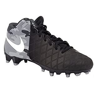 Nike Field General Pro TD Mens Football Cleats 11 Black / Camo