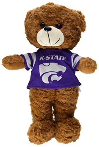 Kansas State 2015 Large Fuzzy Uniform Bear by FOCO