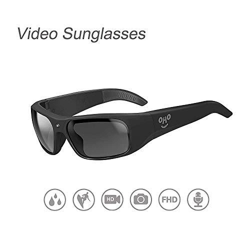 674492e89e6 OhO sunshine Waterproof Video Sunglasses