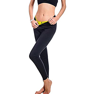 Women's Slimming Pants Neoprene for Lose Weight Fat Burning Sweat Sauna Capris Leggings Ankle Long Body Shapers