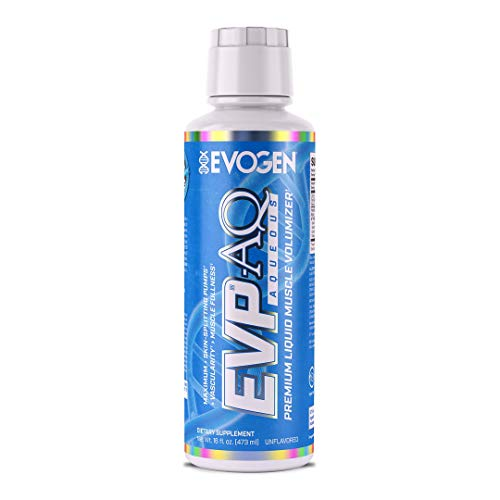 Evogen EVP AQ | Premium Liquid Glycerol, Betaine anhydrous, S7, Sodium ascorbate, Nitric Oxide, Pump Inducer | Unflavored