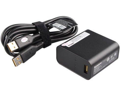 for Lenovo Nueva 1.8M Cable de alimentación 20V 5V 2A Cargador USB Yoga 3Pro, Yoga 311AC Power Adapter + USB...