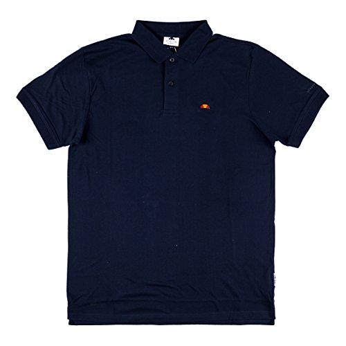 ellesse Polo Moncalieri, Size:S, Color:Dress Blues