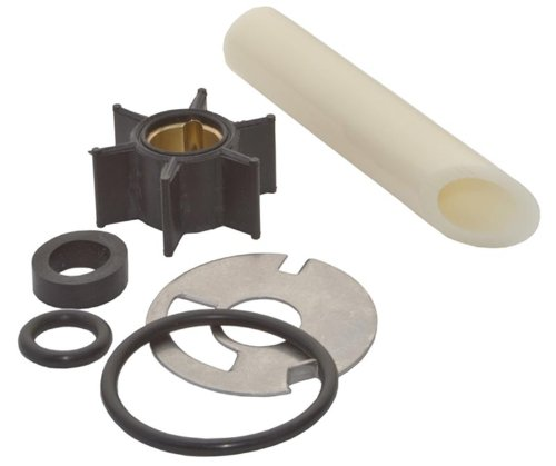 SEI MARINE PRODUCTS- Mercury Mariner Impeller Kit 47-89981Q1 3.9 4 4.5 6 7.5 8 9.8 HP 1975-1986 with .456 O.D. Shaft