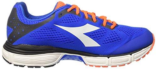 Diadora Action Plus - Entrenamiento y correr Hombre Azul (Azzurro/bianco)