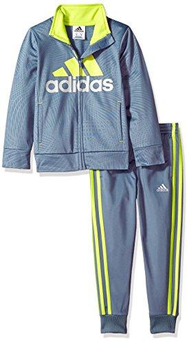 53b01997502 adidas Boys Tricot Jacket Pant