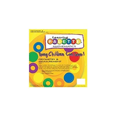 1st Grade Math Learning Palette Geometry & Measurement: Office Products