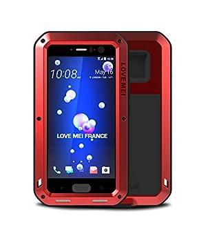 LOVE MEI France - Carcasa antigolpes para HTC U 11, Color ...