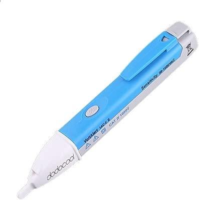 1AC-C II 90-1000V AC LED Voltaje Alerta Detector de forma bolígrafo de bolsillo