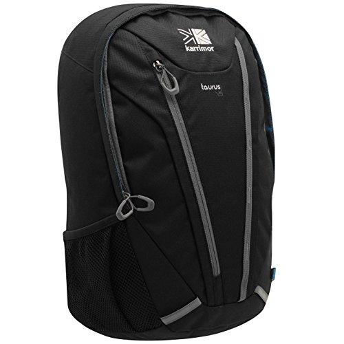 Karrimor Taurus 20 Rucksack Back Pack Travel Luggage Everyday Casual Bag Black