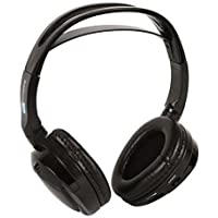 Rosen AC3614 Fold Flat Wireless Video Headphone