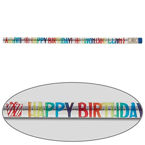 (Happy Birthday Pencils)