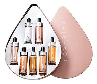 Cover FX Custom Enhancer Drops Vault Set by Cover FX