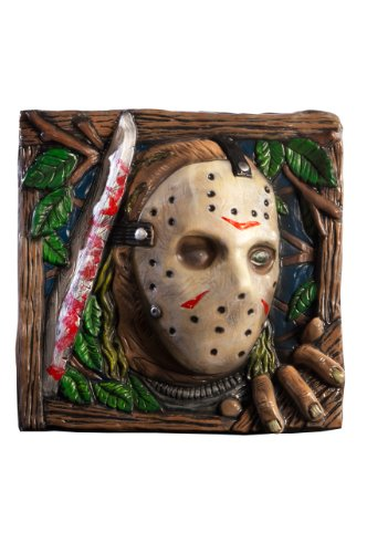 Rubie's Friday The 13th Jason Voorhees 3D Wall Breaker