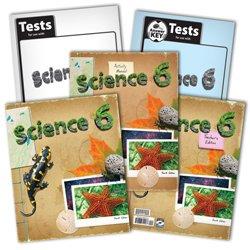 Science 6 Subject Kit