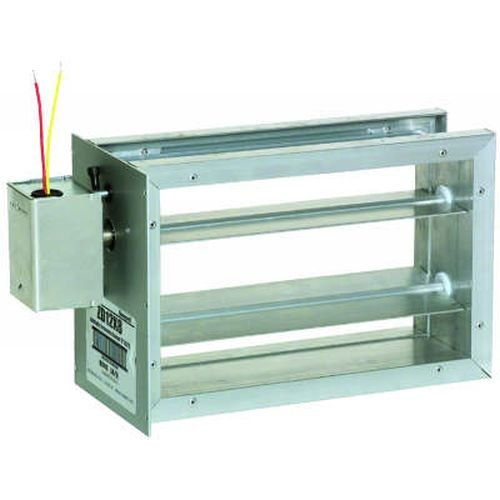 Honeywell ZD20X8 24 volt parallel blade zone damper for warm air or AC systems 20