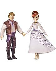 Disney Frozen FRZ 2PACK Frozen 2 Romance, Brown, 2 Pack