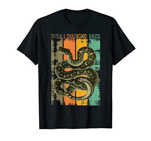 Western diamondback rattlesnake T-Shirt ()