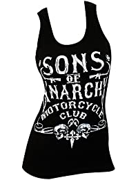 Motorcycle Club Women's Tank Top