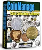 CoinManage Deluxe 2015 Coin Collecting Software