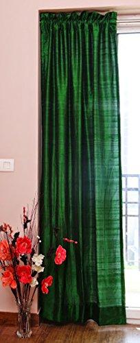 Pure Silk Curtains 40quot 101 Cm Wide X 120quot 305