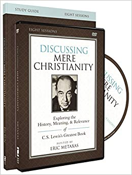 The Discussing Mere Christianity Study Guide with DVD