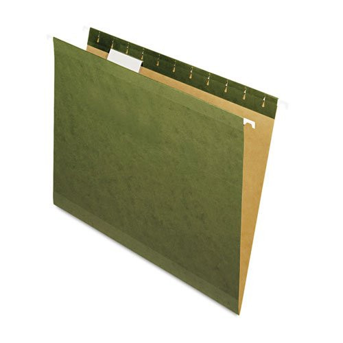 Esselte 415215, Esselte 1-5 Cut Std Hanging Folders w- Pockets, ESS415215, ESS (Cut Std Hanging)