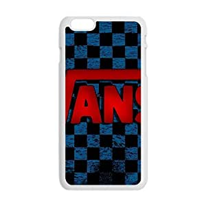 QQQO Sport brand Vans creative design fashion cell phone case for iPhone 6 plus Kimberly Kurzendoerfer