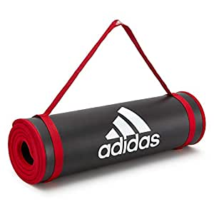 Amazon.com: adidas Core entrenamiento estera, Uno: Sports ...