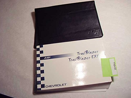 blazer EXT Owners Manual (Chevrolet Trailblazer Manual)