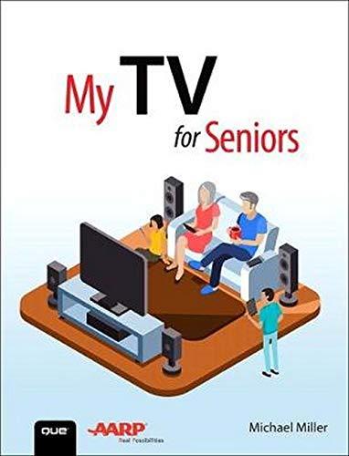 My TV for Seniors (My...series): Amazon.es: Miller, Michael ...