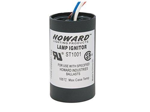 Howard Lighting ST1001 100W to 400W Pulse Start Metal Halide Lamp Ignitor by Howard Lighting - 400w Pulse Start Metal