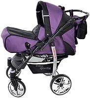 Sportive X2 - Sistema de viaje 3 en 1, silla de paseo, carrito con ...