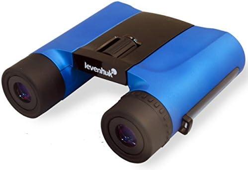 Levenhuk 67690 Rainbow 8×25 Blue Wave Binoculars