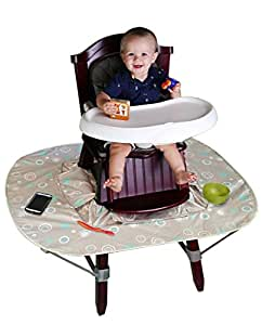 Kid'z Katch! High Chair Food and Mess Catcher Accessory