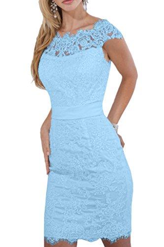 Promgirl House - Robe - Crayon - Femme -  Bleu - 60