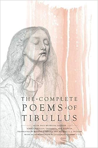 Tibullus catullus
