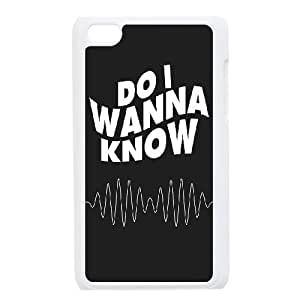 Arctic Monkeys music rock band series protective case cover FOR IPod Touch 4 c-UEY-s74161 by runtopwell