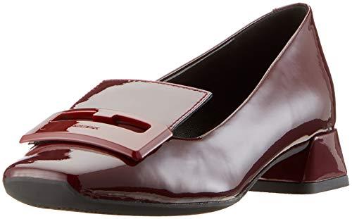 Donna Ballerine Vivyanne Bordeaux D Rosso C7005 Geox qFUn0zOt