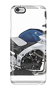 Benailey Snap On Hard Case Cover Suzuki Motorcycle Protector For Iphone 6 Plus