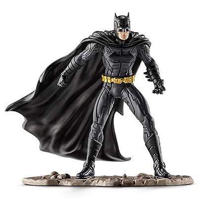 Schleich Batman Fighting Action Figure: Schleich: Toys & Games