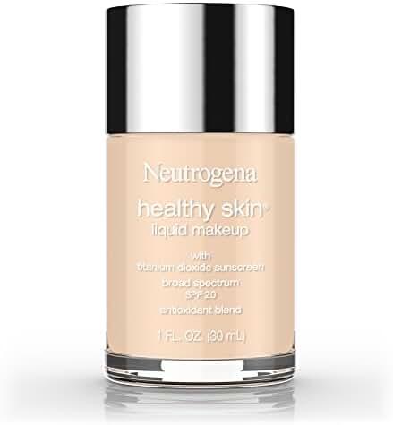 Neutrogena Healthy Skin Liquid Makeup Foundation, Broad Spectrum Spf 20, 30 Buff, 1 Oz.