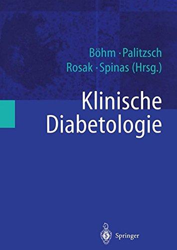 Klinische Diabetologie (German Edition)