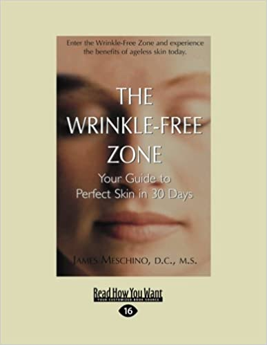 Book The Wrinkle-Free Zone: Your Guide to Perfect Skin in 30 Days